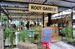 Root Garden, Thong Lo, Bangkok. Photo : Clémence Cluzel