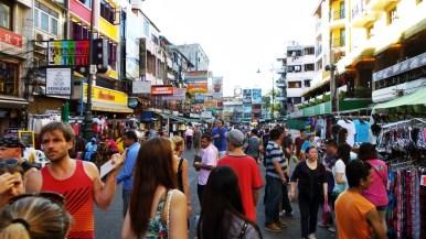 L'année dernière plus de 39 millions de touristes étrangers ont visité la Thaïlande