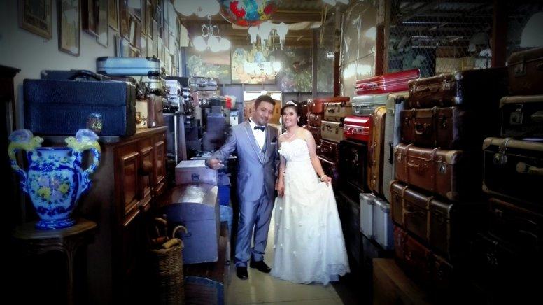 Le Papaya Vintage Shop dans le soi Ladprao 55/1