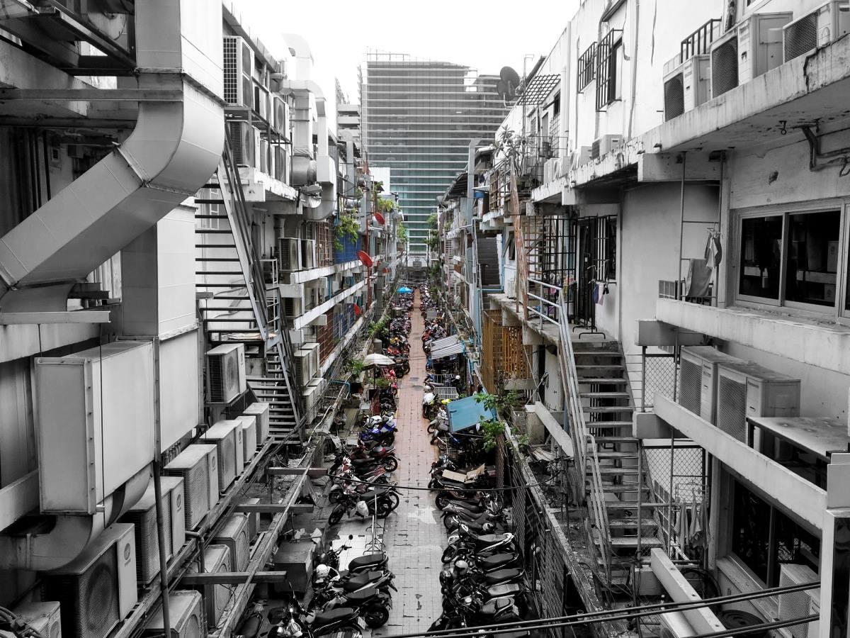 Bangkok condominium