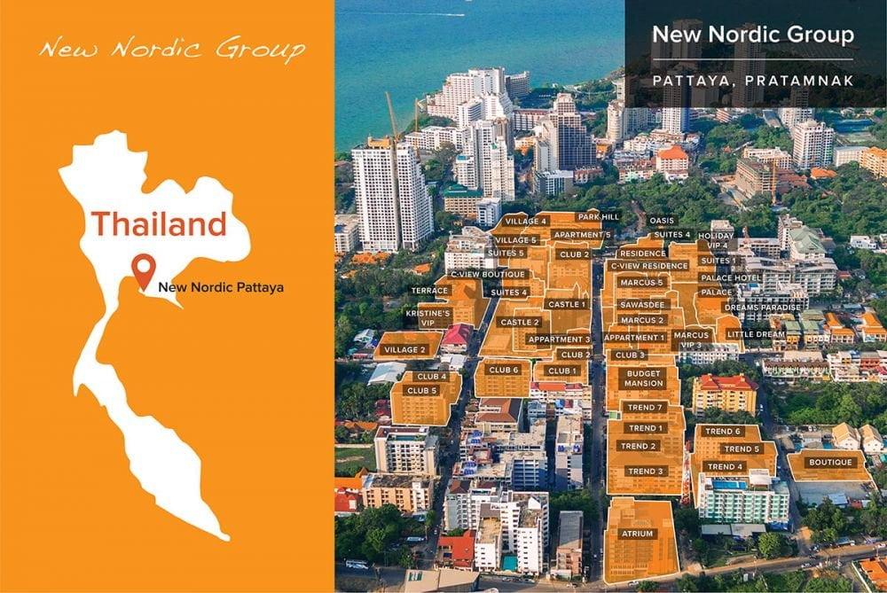 Un des principaux promoteur immobilier de Pattaya en faillite