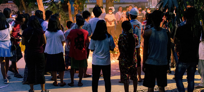 La Birmanie proche de l'effondrement économique