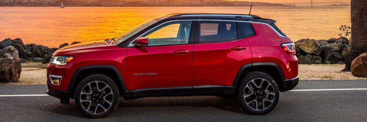 2018 Jeep Compass Vs Ford Escape Swope Chrysler Dodge Jeep Ram
