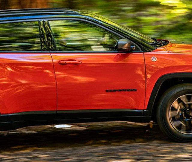 Used Jeep Compass Buying Guide