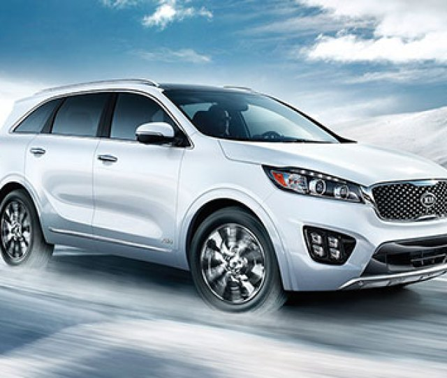 The  Kia Sorento Safety Gear Is Top Notch The Insurance Institute For Highway Safety Gave The Sorentos Front Crash Prevention System A Rare Score Of