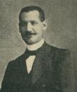 Retrato del general José María Orellana en 1908.