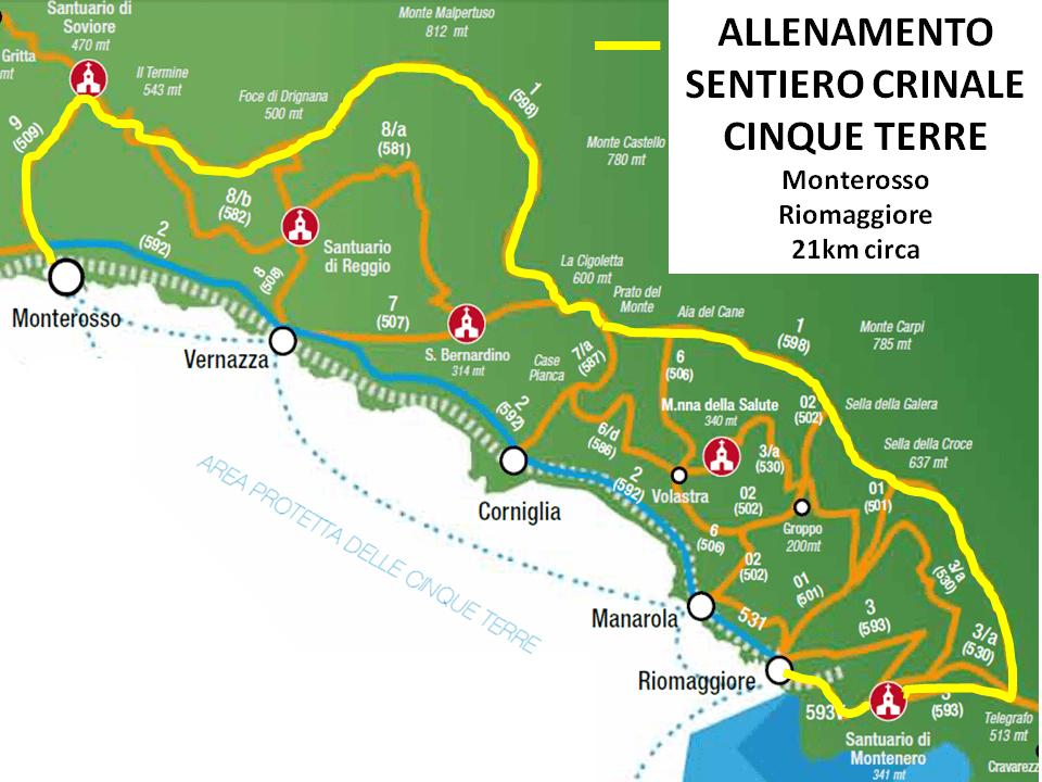 Allenamento-Cinqueterre---Monterosso-Riomaggiore