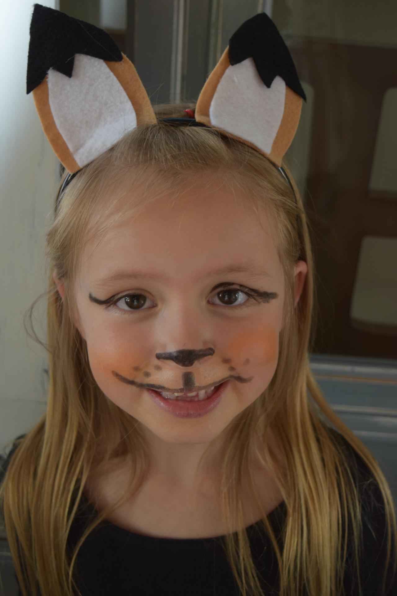 little fox-fox ears