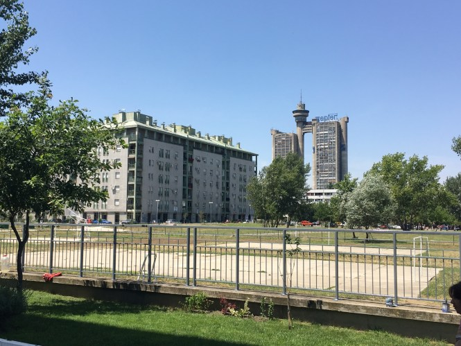 Gray-buildings-in-Belgrade