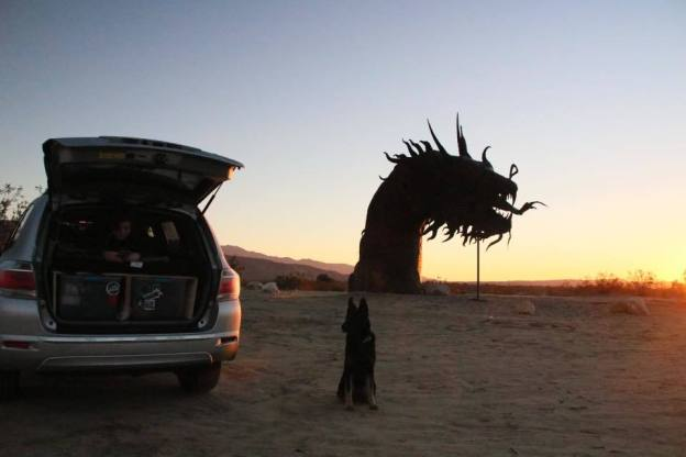 how-i-turned-my-suv-car-into-a-camper-with-easy-instructions-and-video-toyota-highlander-hybrid-borrego-springs-serpent-desert