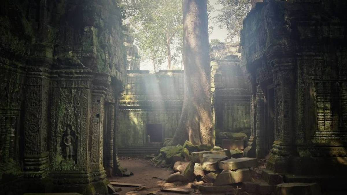 Ta Promh is an amazing Temple located in Cambodia. I had an amazing time exploring the temple.