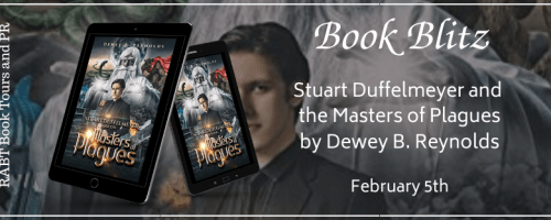 Stuart Duffelmeyer and the Master of Plagues Banner