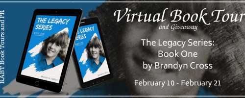 The Legacy Series Book One banner