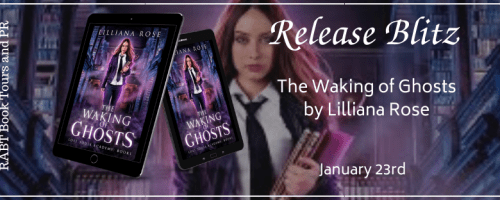 The Waking of Ghosts Release banner