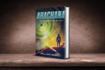 Arachana standing book