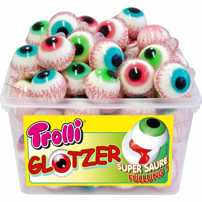 Bonbons en forme d'oeil