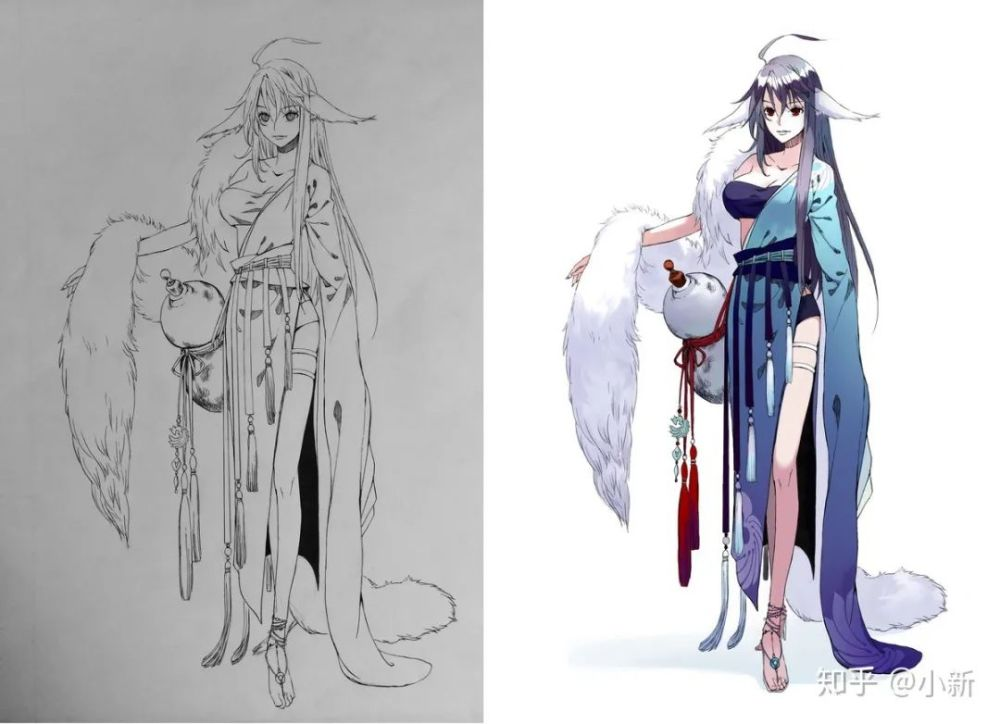 《狐妖小紅娘》漫畫作者小新深度答疑幕後製作的祕密