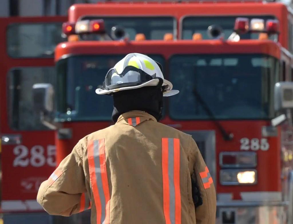 Incendie de commerces à Mont-Tremblant