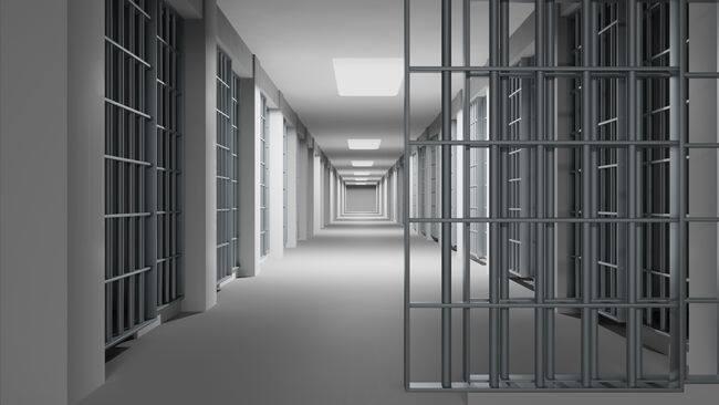 Bloc situation Prison cellule