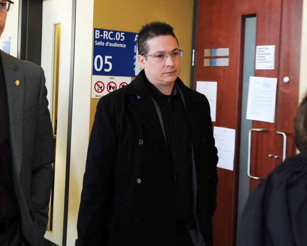Un nouveau procès pour le policier de la SQ qui a abattu un ado à Sainte-Adèle