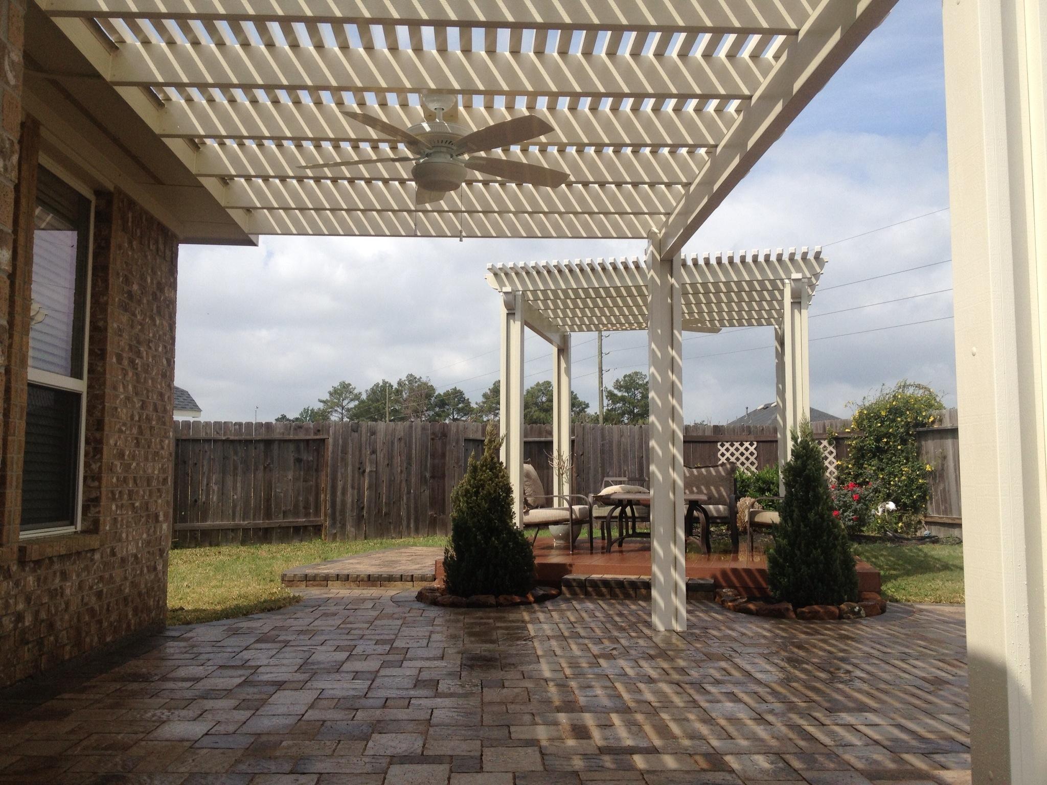 patio covers pergolas landscaping