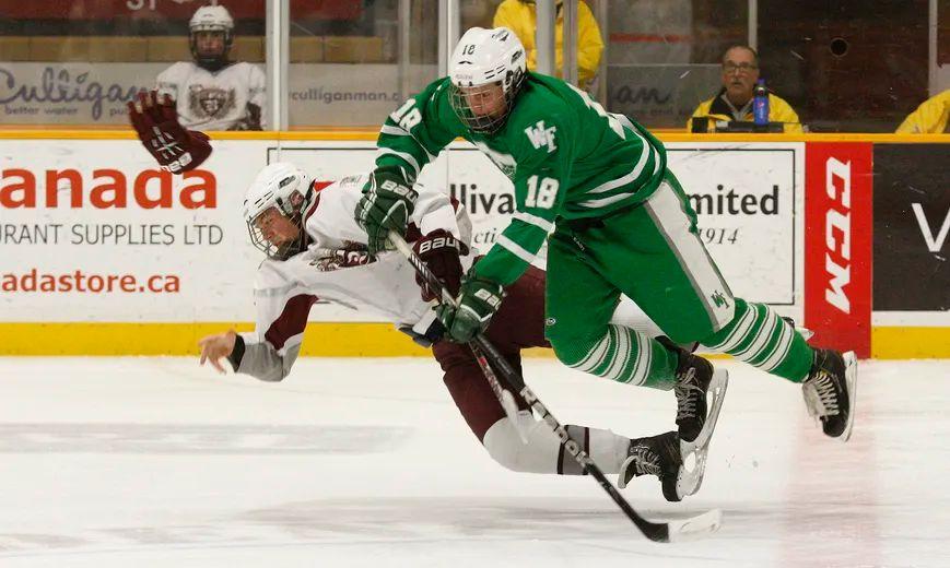 NDA hockey tourney: UPDATED 9:30 p.m.   North Bay Nugget