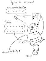 Need Help ReWiring a Squier 51 | GuitarNutz 2