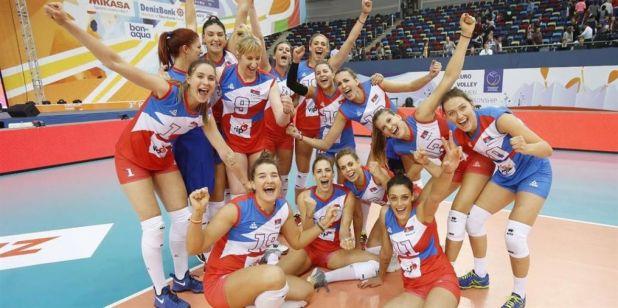 Odbojkašice Srbije su prvakinje svijeta - undefined