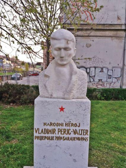 Kina pomaže u očuvanju Valterovog duha u Sarajevu - undefined