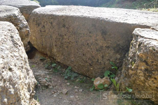 Turisiti na Bosanskoj piramidi Sunca - undefined