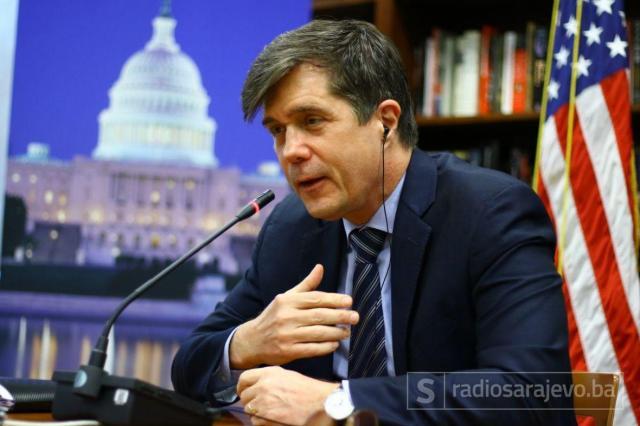 Ambasador SAD u BiH Eric Nelson - undefined