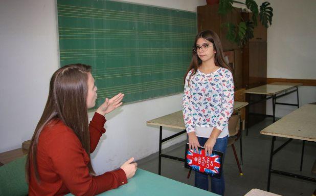 Foto: AA/Neda Simić najbolja u pisanju eseja na engleskom
