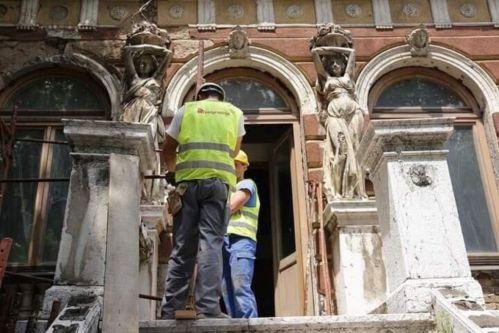Foto: Facebook/Obnova Olimpijskog muzeja u Sarajevu
