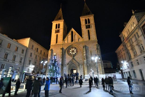 Foto: Nedim Grabovica/Ponoćka u Sarajevu