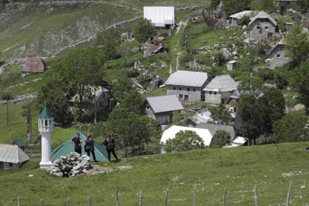 Foto: AA/Lukomir, posljednje bosansko selo