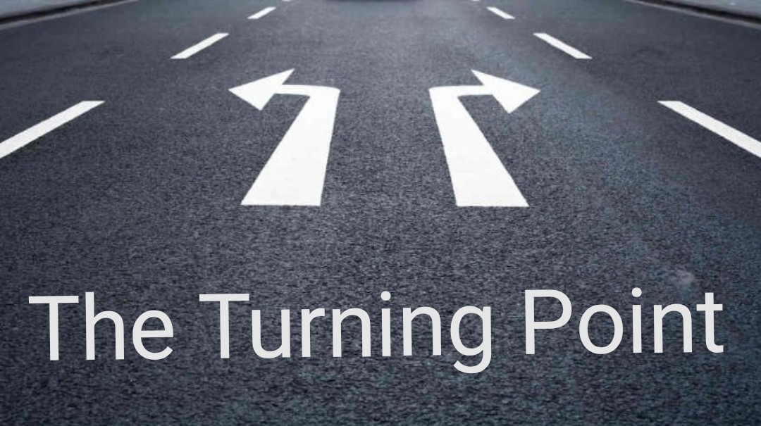 The Turning Point Art Work
