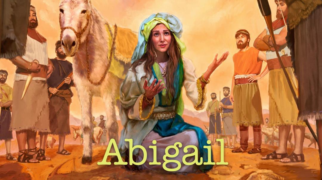 Abigail Art Work