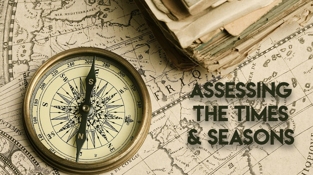 Assessing the Times & Seasons Art Work