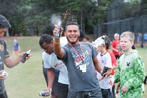 Camp All-American Staff - POSITIONS