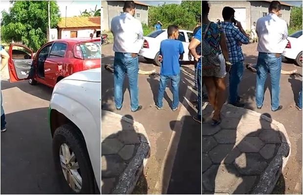 a2 - Homem que exibiu arma em carreata pela vitória de Bolsonaro é morto a tiros no Piauí: VEJA VÍDEOS