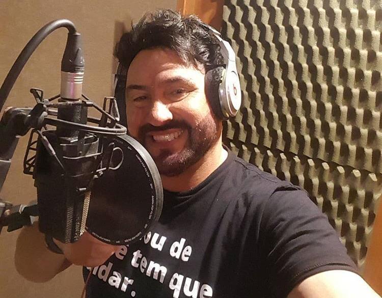 Cantor sertanejo Mariozan Rocha