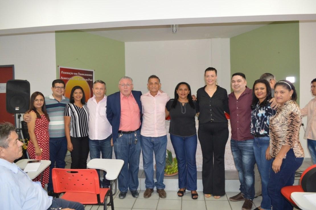 Cepisa e Fetag-PI firmam parceria