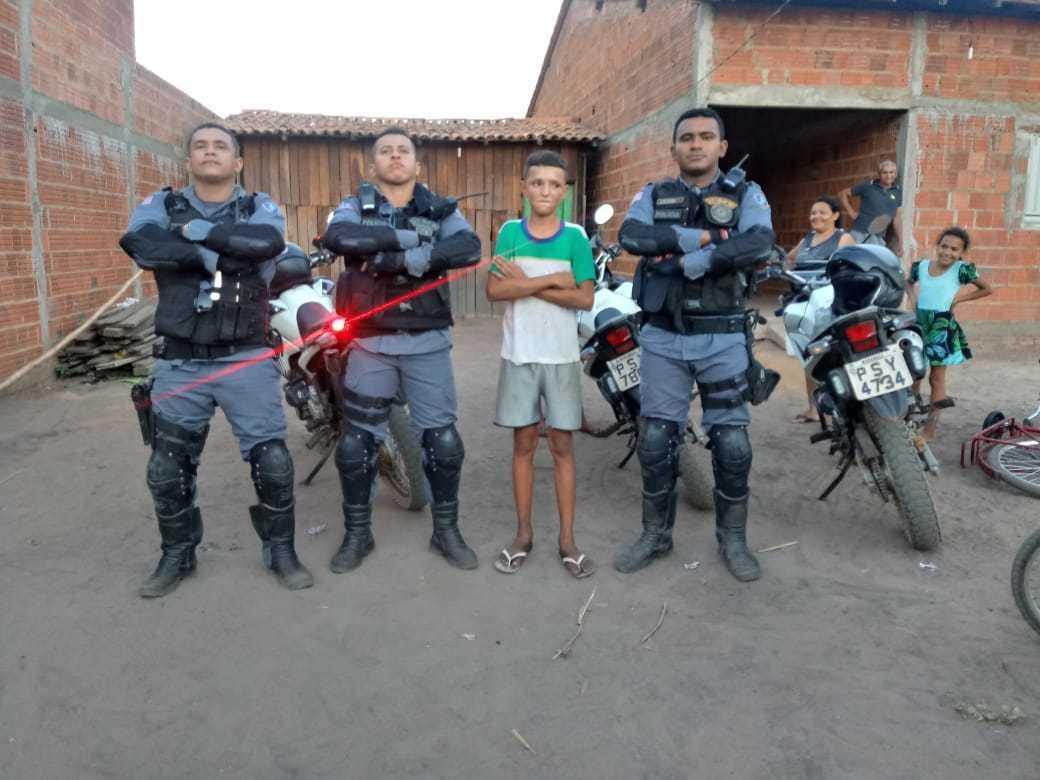 Adão ganha apoio de policiais em Grajaú (MA)