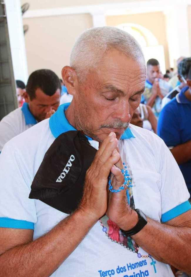 Vítima do acidente, Raimundo Clarindo