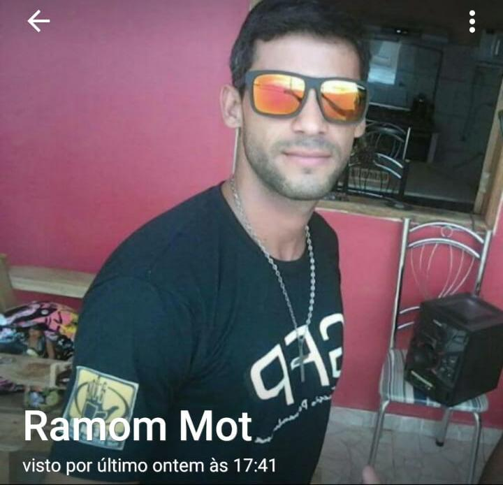 Vítima identificada como Ramon