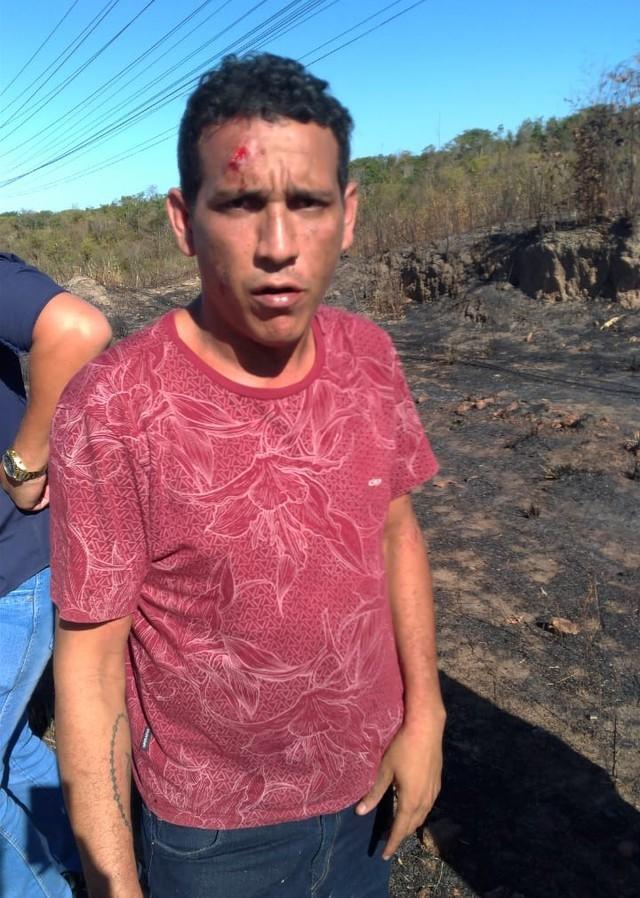 Alex Furtado da Silva, motorista do carro que colidiu de frente com motocicleta