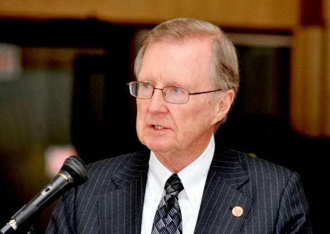 Senator Bob Runciman. (FILE PHOTO)