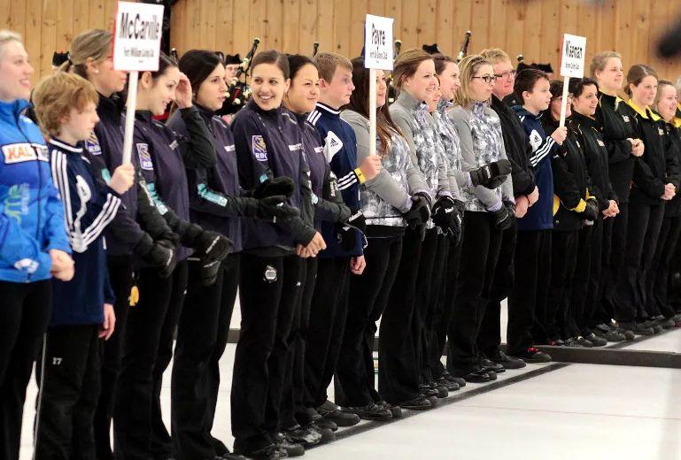Northern Ontario Tournament of Hearts underway   Timmins Press