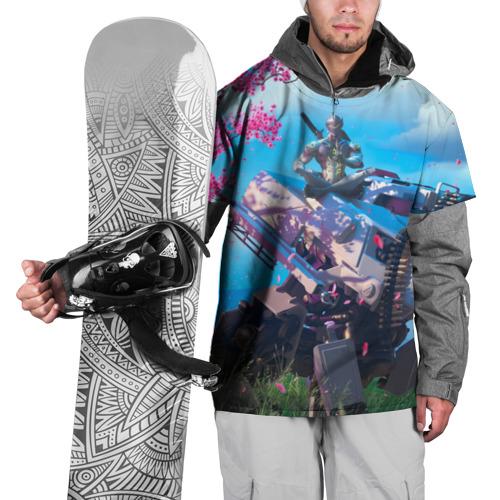 Накидка на куртку 3D Genji L купить недорого, описание ...