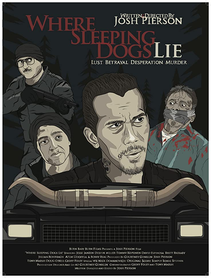 Where Sleeping Dogs Lie (2019)